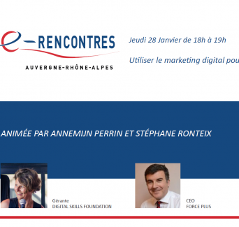 E-RENCONTRE : UTILISER LE MARKETING DIGITAL POUR EXPORTER